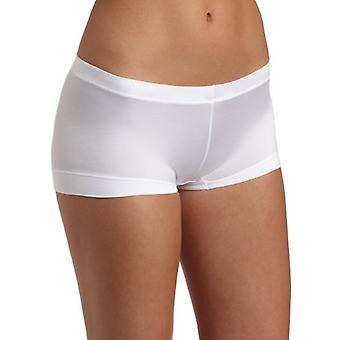 Maidenform Women's Dream Collection Boy Short Panty, White,8