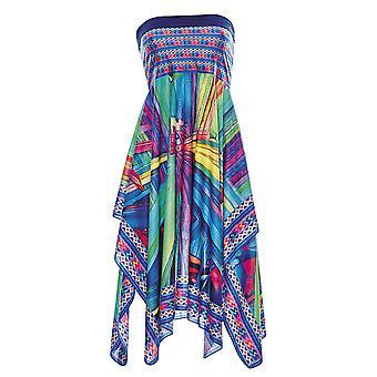 Sunflair 23210-99 Women's Tropical Dream Multicolour Cover Up