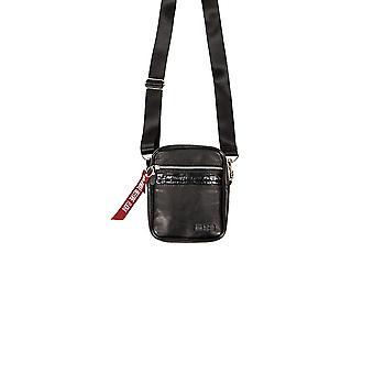 Alpha Industries Unisex Shoulder Bag RBF Leather