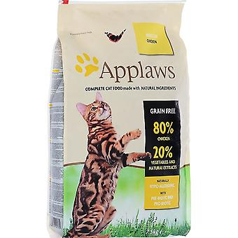 Applaws Natural Chicken Complete Dry Cat Food