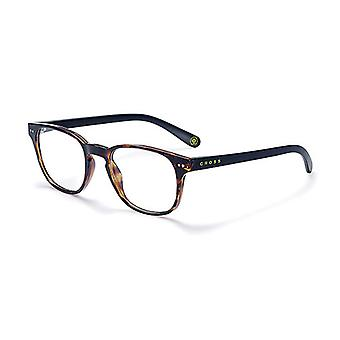 Oxford Full Frame Mens leesbril cross