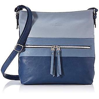 Tom Tailor Acc Ellen - Blue Women's Shoulder Bags (Blau) 30x30x8cm (W x H L)