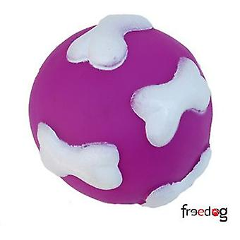 Freedog Ball bones for dogs (Dogs , Toys & Sport , Balls)