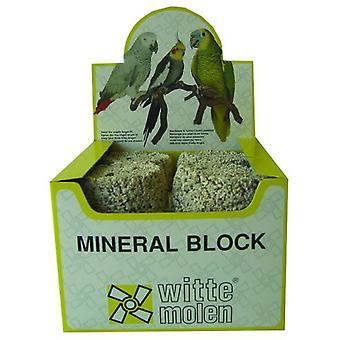 Witte Molen Mineral block Med / Thick (Birds , Supplements)