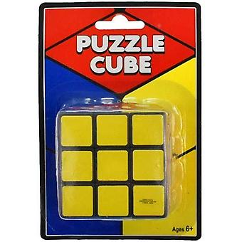 Retro 6,5 cm Puzzle-Würfel