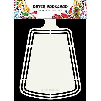 Dutch Doobadoo Dutch Shape Art Cheese Board 470.713.167 A5