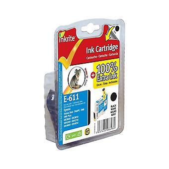 Inkrite NG Printer Ink for Epson D68 D88 DX3800 DX4800 - T061140 Black (Koala)