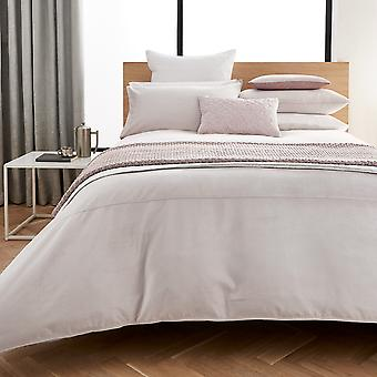 Samsara Bedding And Pillowcase By Peacock Blue Hotel In Dusky Pink