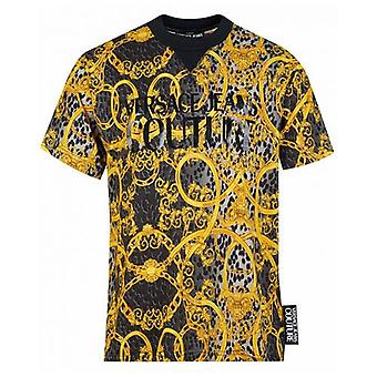 Versace Jeans Couture Leo Chain Print T-Shirt