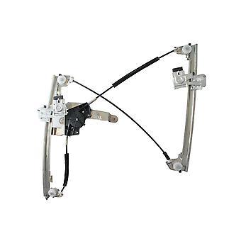 Regulador eléctrico LH delantero (sin motor) Para SKODA OCTAVIA Combi (1U5) 1996-2010