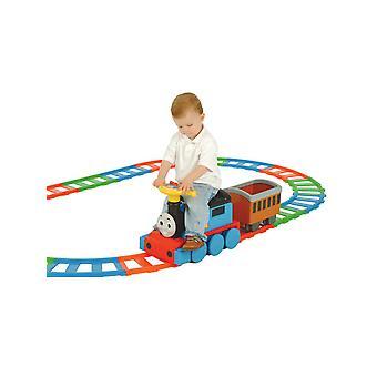 Thomas & vrienden trein en 22 piece track set