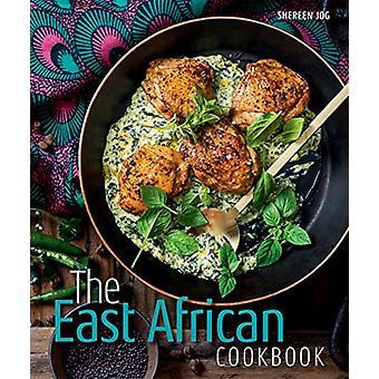 East African Cookbook by Shereen Jog - 9781432310349 Book