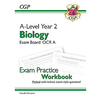 New A-Level Biology for 2018 - OCR A Year 2 Exam Practice Workbook - i