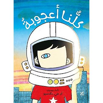 We Are All Wonders by R J Palacio - 9789927129674 Book