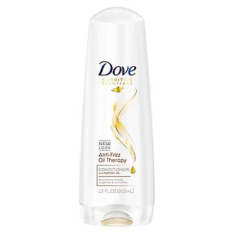 Duif conditioner, anti-frizz olie therapie, 12 oz