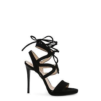 Arnaldo Toscani Women Black Sandals -- 1218592112