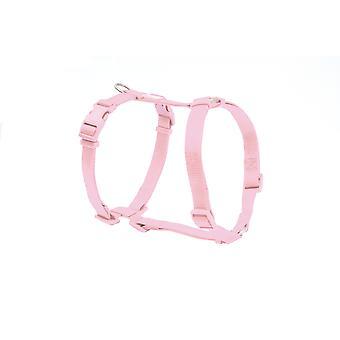Freedog Basic roze Nylon harnas (honden halsbanden, Leads en harnassen, harnassen)