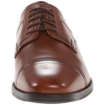 Johnston & Murphy Mens Larsey Leather Lace Up Dress Oxfords