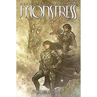 Monstress Book One von Marjorie Liu - 9781534312326 Buch