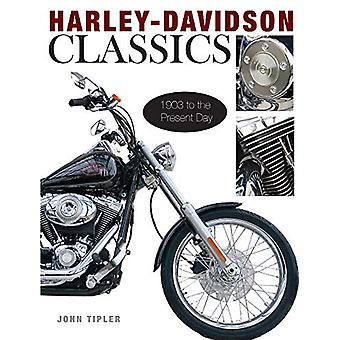 Harley Davidson Classics by John Tipler - 9781782748816 Book