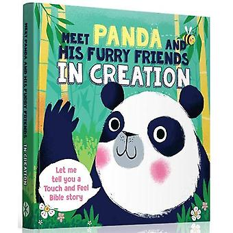 Meet Panda and His Furry Friends in Creation by Guy Stancliff David -