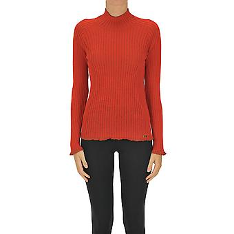 Nenette Ezgl266141 Women's Red Viscose Sweater