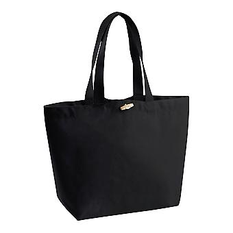 Westford Mill organiska Marina Tote shoppingväska (20L) (förpackning med 2)