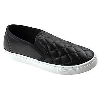 Anna Home Collection Women's Slick Ligh Weight Comfort Slip On Quilted Fashio...