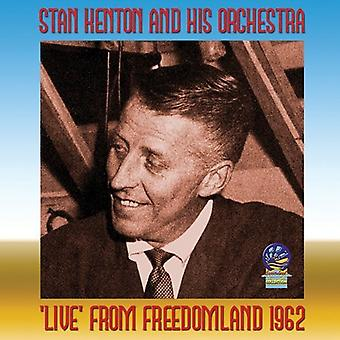 Stan Kenton & His Orchestra - Live From Freedomland 62 [CD] USA import