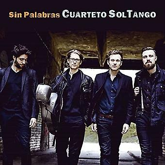 Sin Palabras [CD] USA import