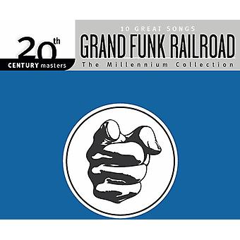 Grand Funk Railroad - Millennium Collection: 20th Century Masters [CD] USA import