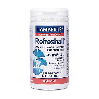 Refresh 120 tablets