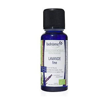 Organic Lavender Fine Essential Oil 30 ml of essential oil