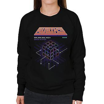 Rubik ' s Brain Buster kvinnor ' s tröja
