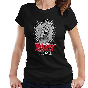 Asterix The Gaul Drinking Women's T-Shirt