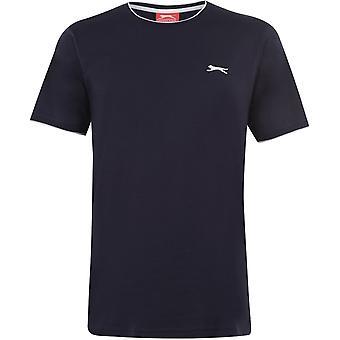 Slazenger gekippt T Shirt Herren