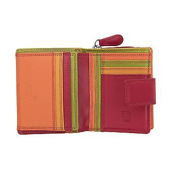 Primehide Womens Leather Purse Wallet RFID Blocking Card Holder Ladies 6084