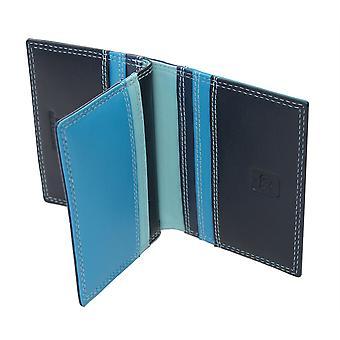 Primehide Femmes Slim Leather Card Holder Portefeuille Dames Bourse 6090