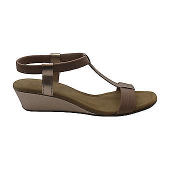 Alfani Women's Shoes Voyage1 Open Toe Casual T-Strap Sandals