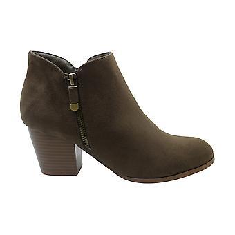 شركة & نمط ماسرينا المرأة إصبع اللوز الكاحل موضة الأحذية
