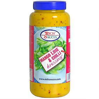 Rich Sauces Mango Lime and Chilli Dressing