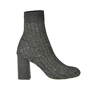 Malìparmi Ezgl194034 Femmes's Silver Fabric Ankle Boots