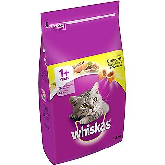 Whiskas 1+ Adulte Cat Complete - Poulet - 3.8kg