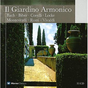 Vivaldi/Bach/Biber/Locke/Corelli - Il Giardino Armonico [CD] USA import