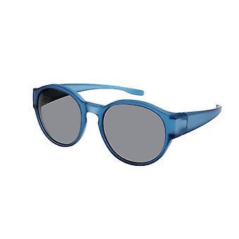 Sunglasses Unisex blue with grey lens VZ0039M2