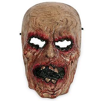 Meia Máscara Horror Zumbi Morto Morto Latex cadáver