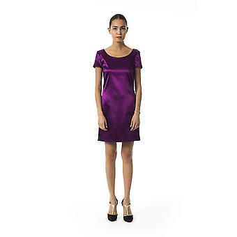 Byblos Magentabis Dress BY994932-IT42-S