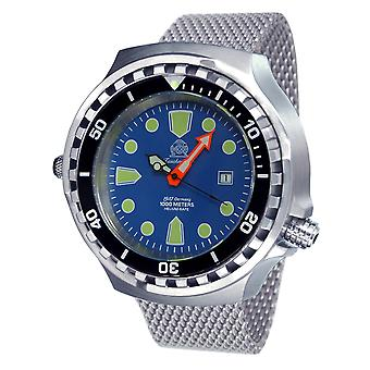 Tauchmeister T0323MIL diving watch 52mm