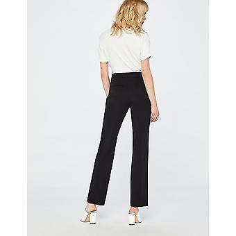 find. Standard Women's Straight Leg Pants, Black EU S (US 4-6)