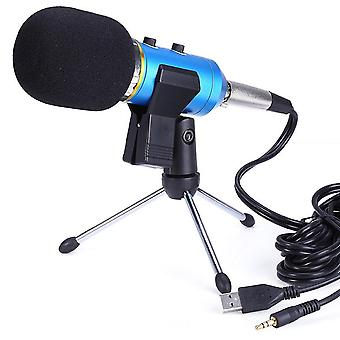Microphone Mic Stand- Tripod Bracket Portable Zinc Alloy Desktop Table Adjustable Holder
